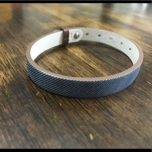 Single Leather Band
